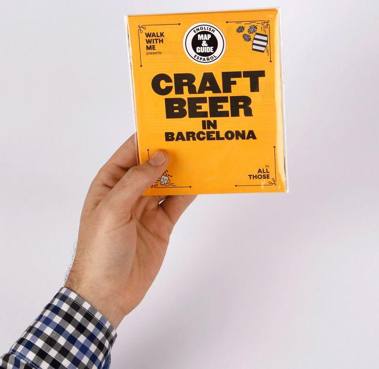 cerveza artesana, craft beer in Barcelona