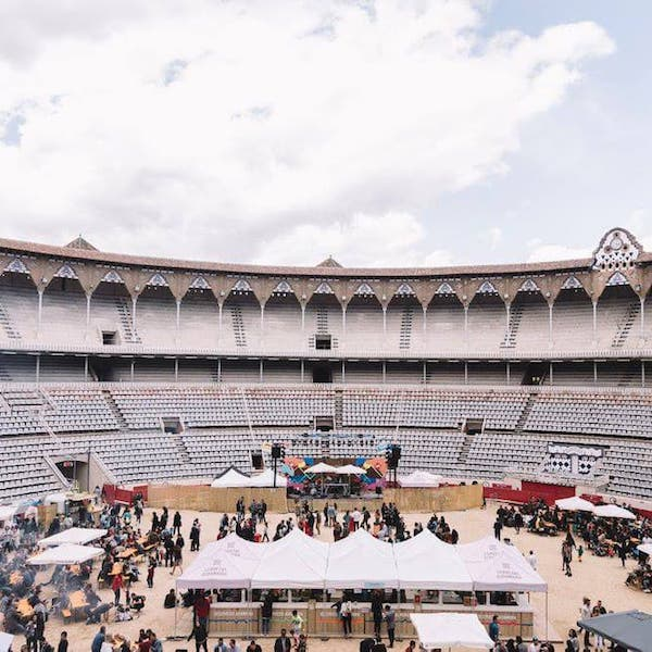 monumental club evento market barcelona