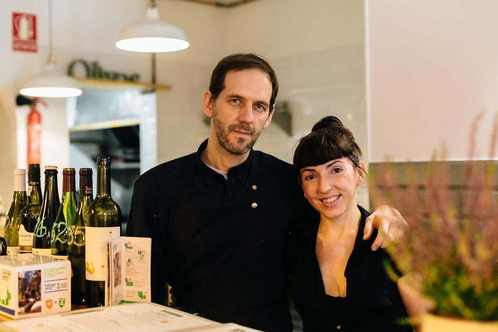 Olivos restaurantes en sants