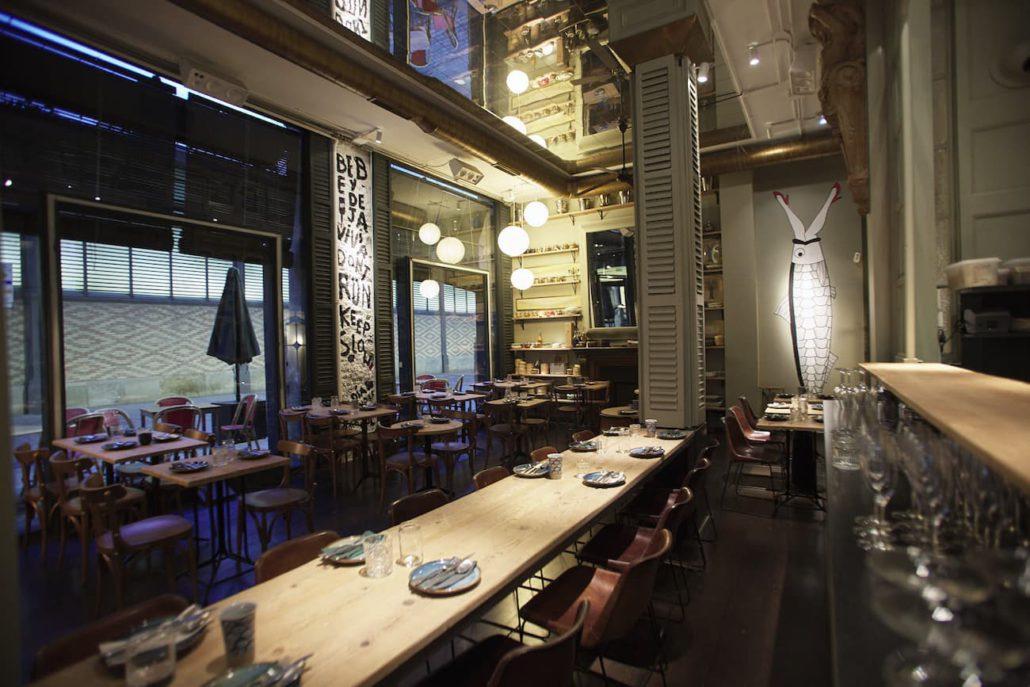 Zero Patatero restaurante barcelona