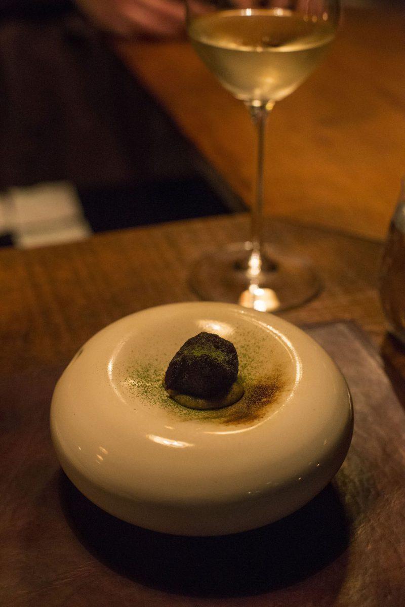 Comiendo en un estrella ártico: DILL Restaurant 1