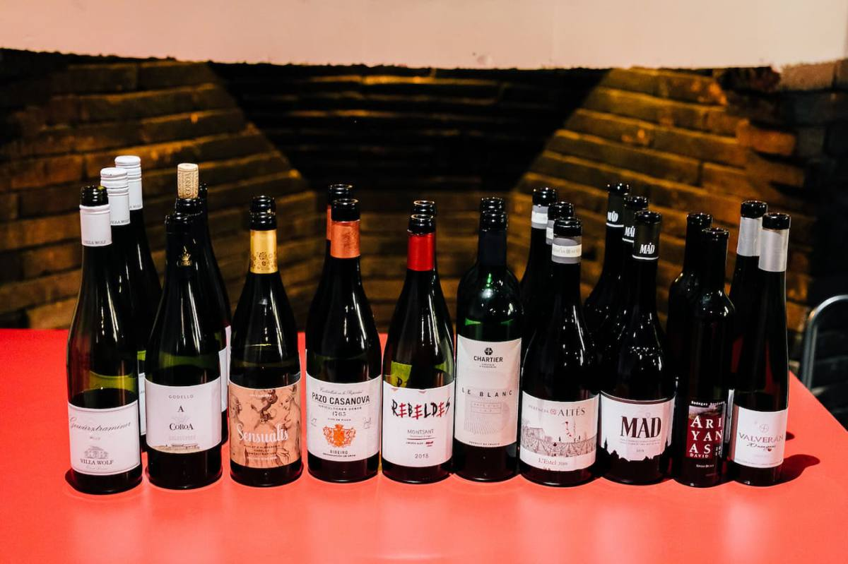 Hawker 45 & wineissocial, los vinos que aman la comida asiática 4