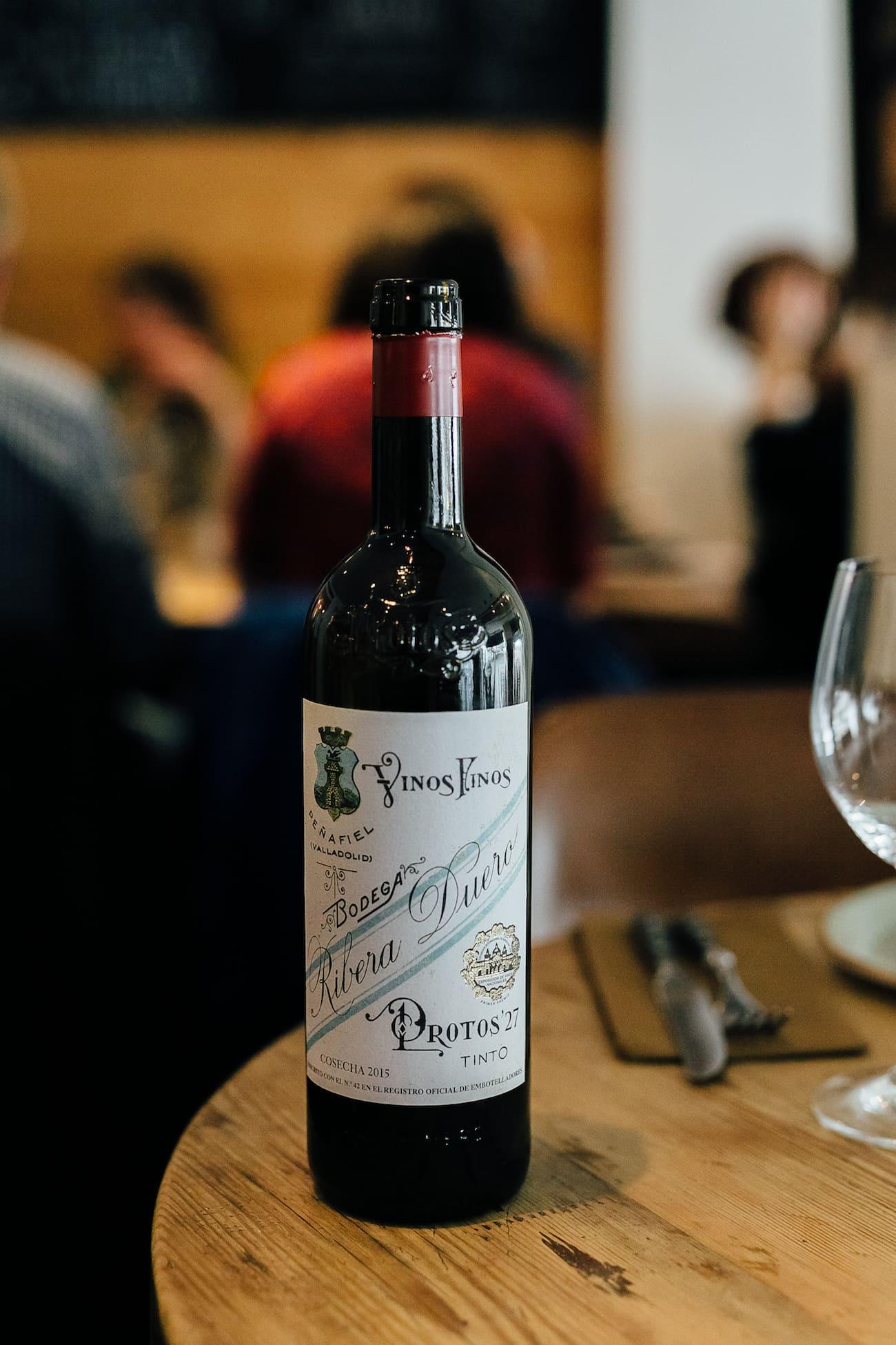 buenos vinos barcelona
