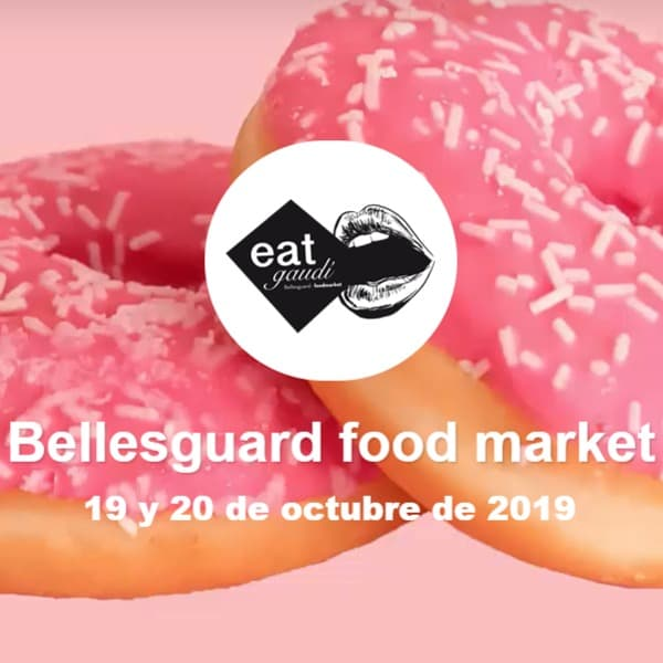 Eat Gaudi Bellesguard Food Market