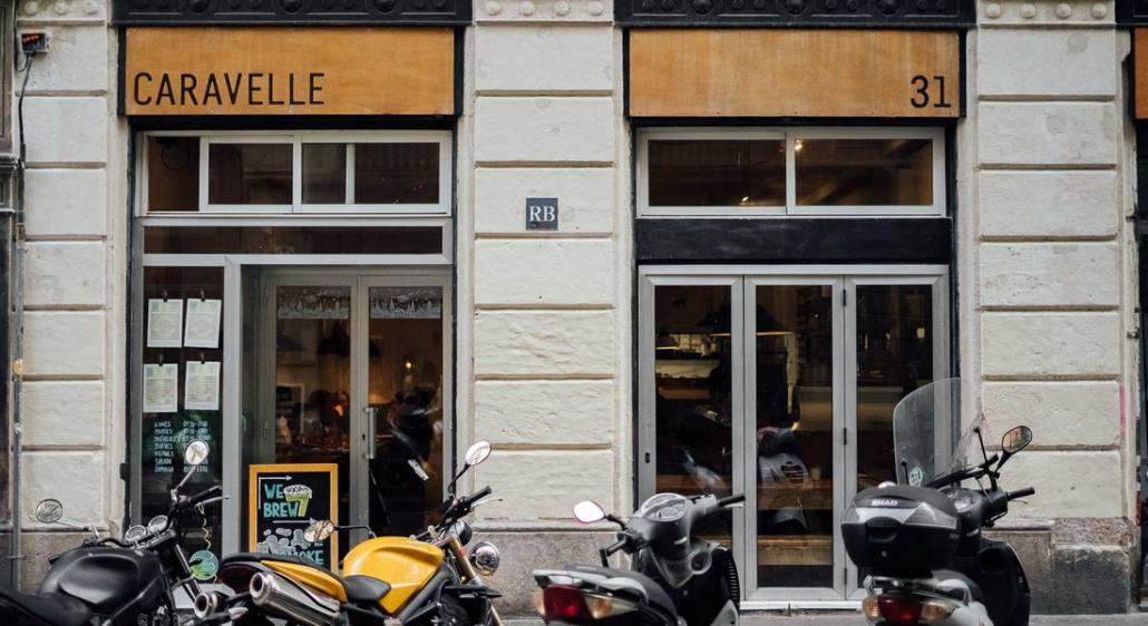 Caravelle restaurante barcelona