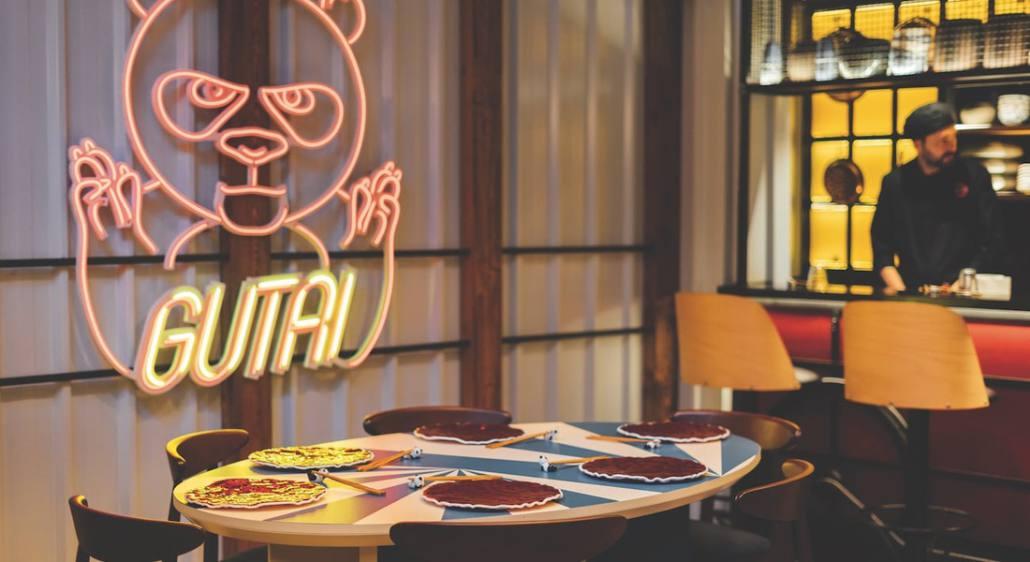 restaurante Gutai