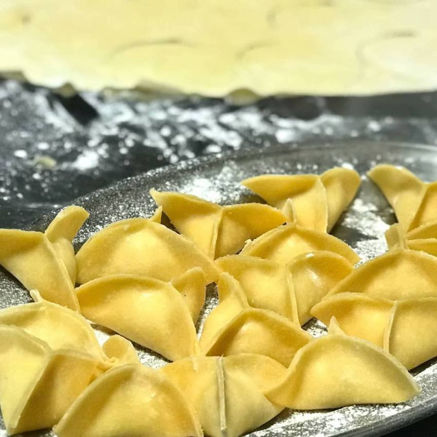 pasta fresca receta