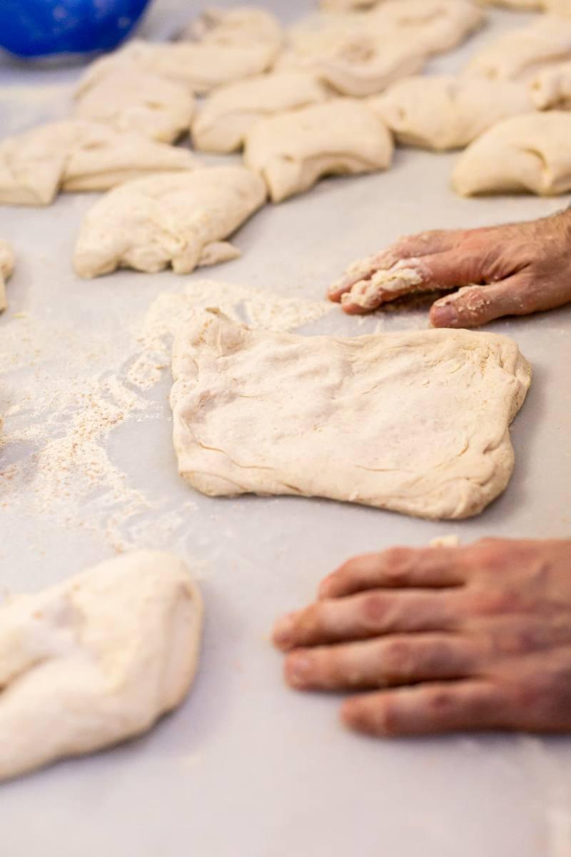 como hacer pan casero 9